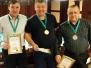 Соревнования среди ветеранов бильярдного спорта